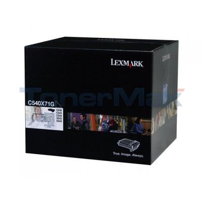 LEXMARK C543DN IMAGING KIT BLACK